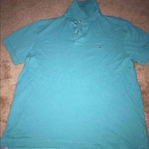 Tommy Hilfiger men's polo shirt - medium